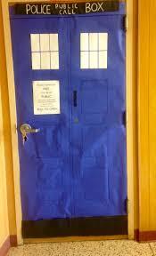 Open classroom door Into Classroom Tardis Classroom Door Cult Of Pedagogy Tardis Classroom Door Imgur