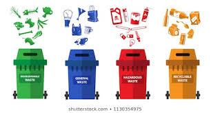 Trash Management Stock Vectors Images Vector Art