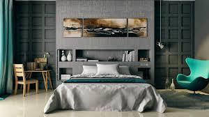 Grau Blaues Schlafzimmer 40 Fotos Wie Man Das Innendesign In