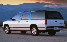1993 Chevrolet Suburban - Information and photos - ZombieDrive