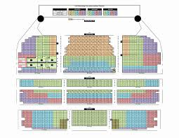 Precise Wang Theater Seating Review The Wang Center Seating