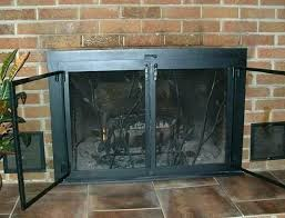 how to replace fireplace doors replace fireplace doors door insulation gasket superior replacement home design ideas