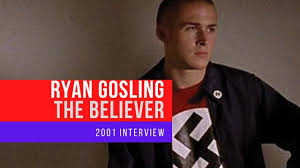 Ryan Gosling – 2001 press interview – playing a Jewish neo-Nazi in The  Believer – audio tape - YouTube