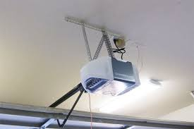 wall mount garage door opener ideas