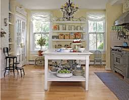 country living magazine kitchens