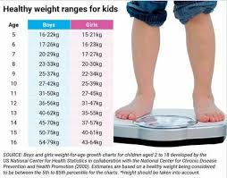 Healthy Weight Chart Australia School Obesity Test A Weighty Issue