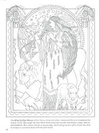 Native American Coloring Pages Free Related Post Camelliacottageinfo