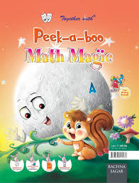 Together With Peek A Boo Math Magic For Classes Lkg Ukg