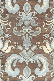 blue brown area rug blue area rugs awesome area rugs fancy blue brown rug blue blue area rugs
