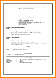 Resume Setup Example Awesome How Set Up A Resume Setup Example Printable Awesome For Creating