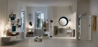 view gallery bathroom modular system progetto. View In Gallery Avantgarde By Inda Combines Curvy With The Contemporary Inside Modern Bathroom Modular System Progetto D