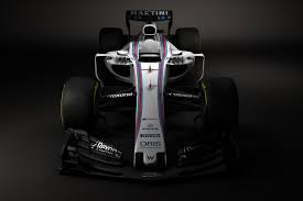 f1 new car releaseRevealed First images of 2017 Williams F1 car