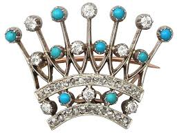 Image result for turquoise crown