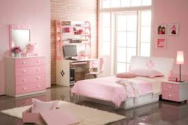 Interior Design Ideas For Bedrooms For Teenagers feminine pink
