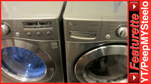 lg washing machine home depot. Simple Home Best LG Washing Machines On Sale In Top Rated Washer U0026 Dryer Combo Front  Load Machine Pair Cheap  YouTube And Lg Home Depot
