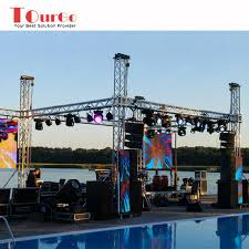 diy portable stage small stage lighting truss. Diy Portable Stage Small Lighting Truss. Tourgo Event Truss System, Aluminum Y