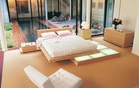 Japanese Platform Bed Japanese Style Platform Bed Interior Design Ideas
