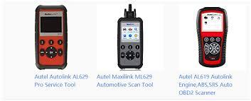 Us 94 00 Autel Autolink Al629 Autel Code Reader For Abs