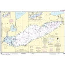 Noaa Nautical Chart 14820 Lake Erie