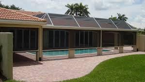 solar screens exterior rolling solar