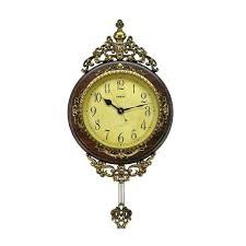 antique pendulum wall clock antique style pendulum x wall clock classic home decor free