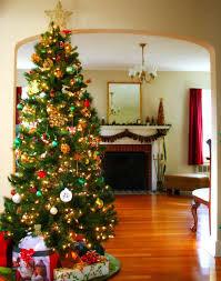 At Home Christmas Tree