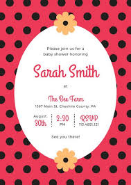 21 Best Baby Shower Themes Images On Pinterest  Baby Shower Free Printable Ladybug Baby Shower Invitations