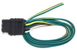 etrailer com hopkins wire harness for trailers schematic hopkins wiring harness with 4 pole flat trailer connector 48\