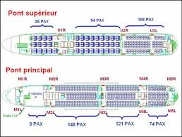 Air France A380 800 Seat Chart 52 Always Up To Date Airbus Industrie A380 800 Jet Seating Chart