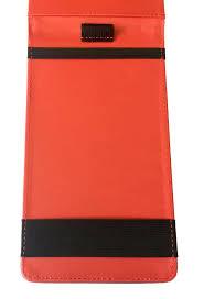 golfinred golf scorecard holder features 3 elastic straps leather pocket pencil holder
