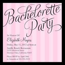 Bachelor Party Invitation Templates - Chamunesco.com