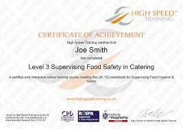 Kitchen Hygiene Rules Level 3 Food Safety Hygiene In Catering Online Training