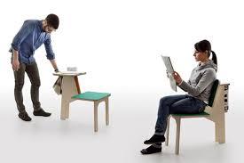 functions furniture. matali crassetu0027s stylish chair serves many functions furniture