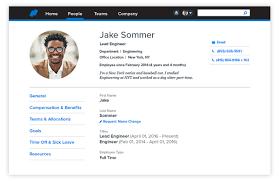 Hr Software Hris Payroll Benefits Time Talent Analytics