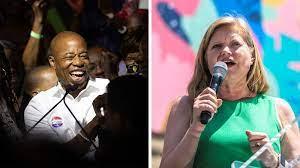 NYC Mayor: Eric Adams projected winner ...