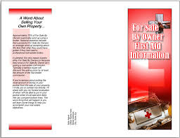 for sale by owner brochure 15 real estate brochure templates that will make you money