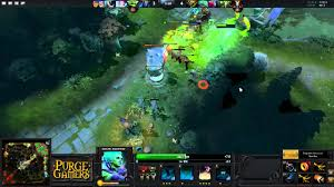 dota 2 purge plays death prophet purge gamers