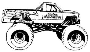 Small Picture How to Draw Monster Jam Truck Coloring Pages How to Draw Monster