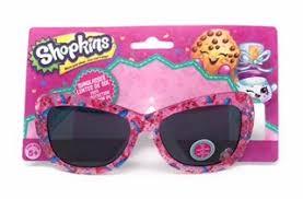 Shopkins Cupcake Chic Girls Sunglasses Worn In Logan Movie Rare