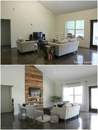 Living Room Make Over Exterior Interesting Design Inspiration