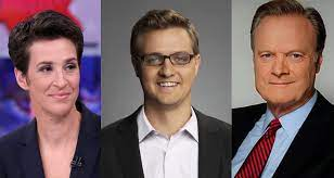 Maybe you would like to learn more about one of these? Msnbc S Big Names Completely Ignore West Virginia Teachers Strike Fair