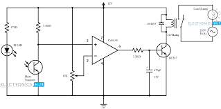 wireless light switch wireless light switch circuit
