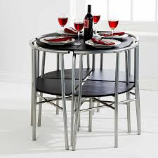 Good Space Saver Dining Set  HomesFeedSpace Saving Dining Table Sets