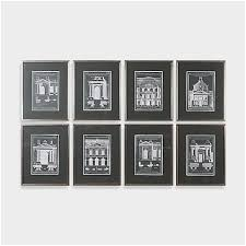 architectural wall decor best uttermost architectural elements wall art set of 8 of architectural wall decor