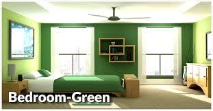 bedroom green
