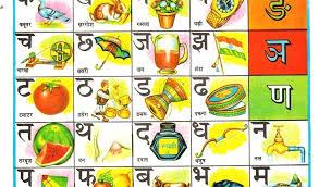 Alphabet Writing Practice Book Page 1 Hindi Alphabets Chart ...