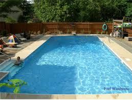 Inground Pool Rectangle 16x32 Pool area Pinterest Backyard