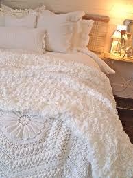 best 25 fluffy white bedding ideas on fluffy comforter white bedding and comforters bed