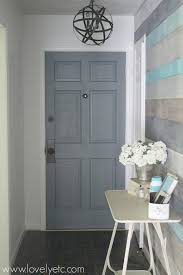 entry door hardware oil rubbed bronze. front door makeover - charcoal paint and oil rubbed bronze hardware entry
