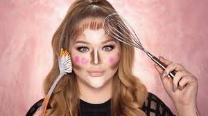 nikki goes all the way in her quest to get contoured by taking the